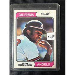 1974 Topps Frank Robinson #55