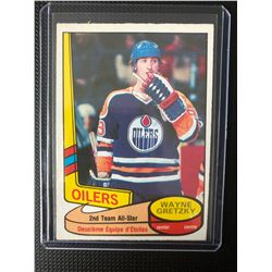 1980-1981 O-Pee-Chee Wayne Gretzky All-Star #87