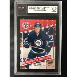 2016-17 UD HOCKEY CARD DAY #CAN2 PATRIK LAINE CANADA'S ROOKIES (9.5 NGM)