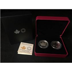 ROYAL CANADIAN MINT 30th ANNIVERSARY OF THE SML  $5  .9999 SILVER