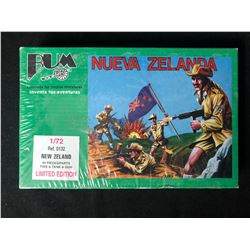 BUM - MONTAPLEX - 1/72 - NEW ZEALAND TROOPS - ANZAC