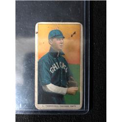 1909-11 T206 Lee Tannehill CHICAGO L. TANNEHILL Sweet Caporal