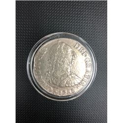 CAROLUS III DEI GRATIA 1783 MEXICO COIN