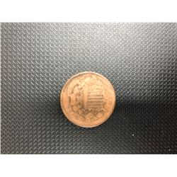 1864   USA  2 CENTS