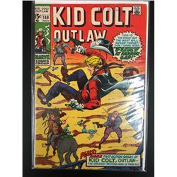 KID COLT OUTLAW #140 (MARVEL COMICS)