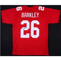 Saquon Barkley Signed New York Giants Jersey (JSA COA)
