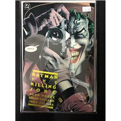 BATMAN THE KILLING JOKE (DC COMICS) -ALAN MOORE/ BRIAN BOLLAND/ JOHN HIGGINS-
