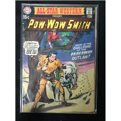 POW-WOW SMITH #1 (DC COMICS)