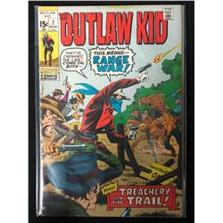 OUTLAW KID #7 (MARVEL COMICS)