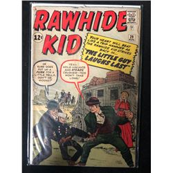 Rawhide Kid #29 (1962)-Marvel-Jack Kirby Art