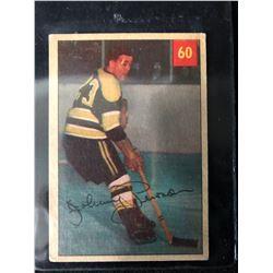 1954 Parkhurst #60 Johnny Peirson
