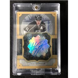 ANZE KOPITAR 2013-14 UD The Cup Brilliance Autograph