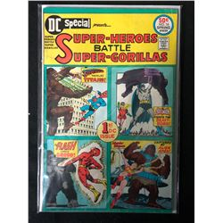 1975 SUPER HEROES BATTLE SUPER GORILLAS #16 (DC COMICS SPECIAL)