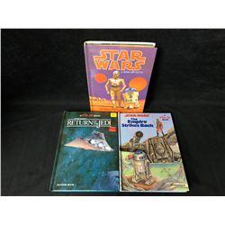 VINTAGE STAR WARS POP-UP BOOK LOT