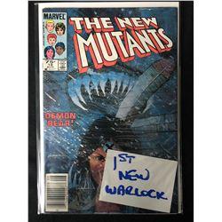 THE NEW MUTANTS #18 (MARVEL COMICS)