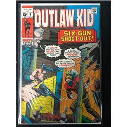 OUTLAW KID #6 (MARVEL COMICS)