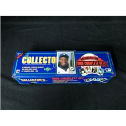 1989 UPPER DECK PREMIER EDITION BASEBALL CARD SET