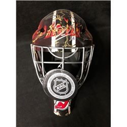 New Jersey Devils Full-Size Goalie Mask Signed by (16) Players