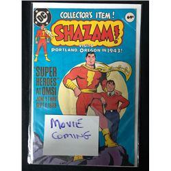 SHAZAM COLLECTORS ITEM! (DC COMICS)