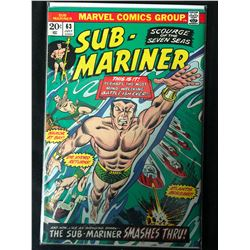 SUB-MARINER #63 (MARVEL COMICS)