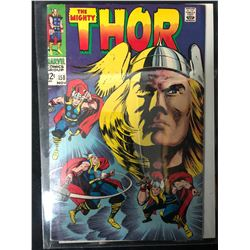 THE MIGHTY THOR #158 (MARVEL COMICS)