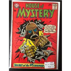 1965 HOUSE OF MYSTERY #150 (DC COMICS)
