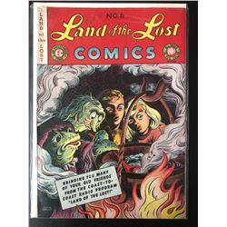 LAND OF THE LAST #6 (ENTERTAINING COMICS)