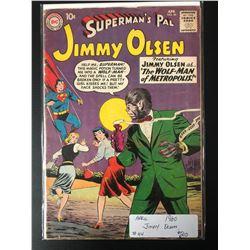 1960 JIMMY OLSEN #44 (DC COMICS)