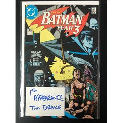 BATMAN #436 (DC COMICS)
