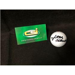 Seve Ballesteros Signed Golf Ball (CSI COA)