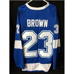 J.T. Brown Signed Lightning Jersey (Beckett COA)