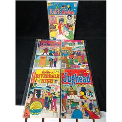 ARCHIE SERIES COMIC BOOK LOT