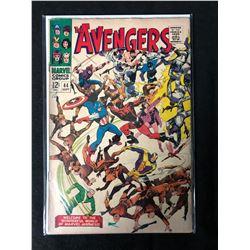 THE AVENGERS #44 (MARVEL COMICS)