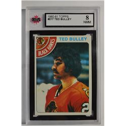 1978-79 Topps #217 Ted Bulley RC