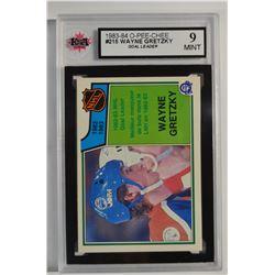 1983-84 O-Pee-Chee #215 Wayne Gretzky LL