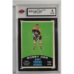 1970-71 O-Pee-Chee #246 Bobby Orr Hart