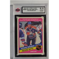 1984-85 O-Pee-Chee #388 Wayne Gretzky RB