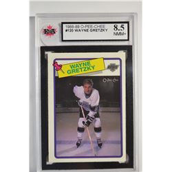 1988-89 O-Pee-Chee #120 Wayne Gretzky UER