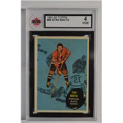 1961-62 Topps #36 Stan Mikita