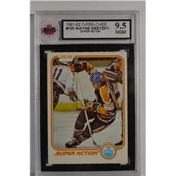 1981-82 O-Pee-Chee #125 Wayne Gretzky SA