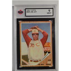 1962 Topps #440 Joey Jay