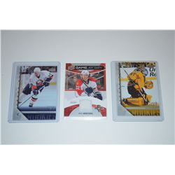 MIXED CARD LOT (3)