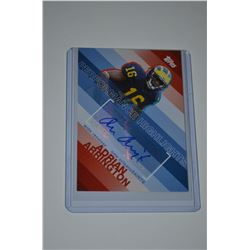 2008 Topps Performance Highlights Autographs #THAAA