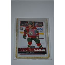 2012-13 Upper Deck #227 Jason Zucker YG RC