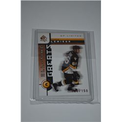 2001-02 SP Authentic Limited #106 Mario Lemieux ATG