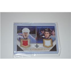 2005-06 Upper Deck NHL Generations #DML Mark Messier/Vincent Lecavalier