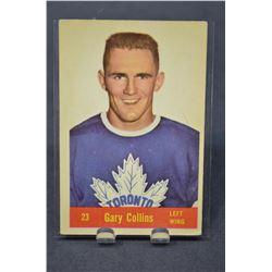 1957-58 Parkhurst #T23 Gary Collins RC