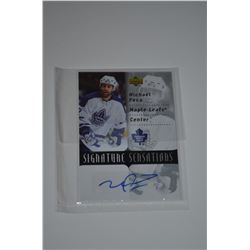 2007-08 Upper Deck Signature Sensations #SSMP Michael Peca