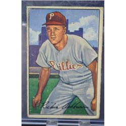 1952 Bowman #53 Richie Ashburn