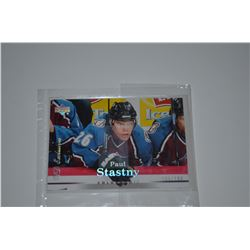 2007-08 Upper Deck Exclusives #60 Paul Stastny